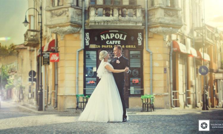 Fotograf nunta slatina, nunta Andreea&Mihai