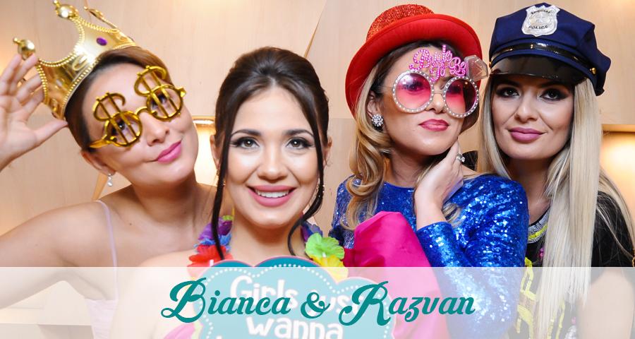 Cabina Foto de inchiriat Craiova - Nunta Bianca & Razvan