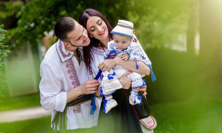 Matei - fotografie de botez Craiova. Fotograf botez Craiova Valentin Ieremiea