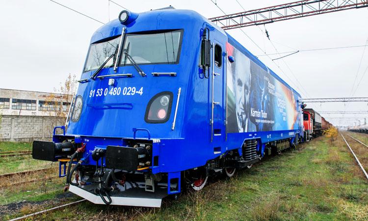 Fotografie de produs cabluri Lapp Group, fabrica de locomotive Softronic Craiova.