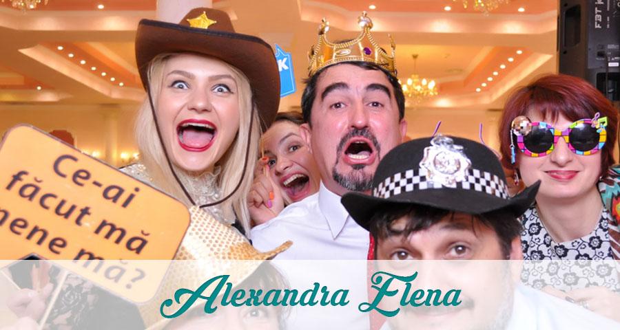Cabina foto Craiova de inchiriat - Fabrica de zambete - Botez Alexandra Elena