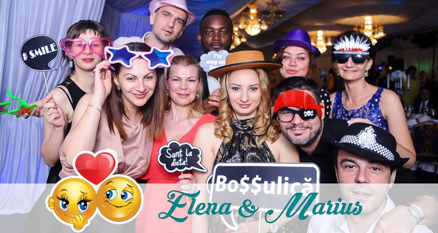 Cabina foto Craiova de inchiriat - Fabrica de zambete- Nunta Elena si Marius