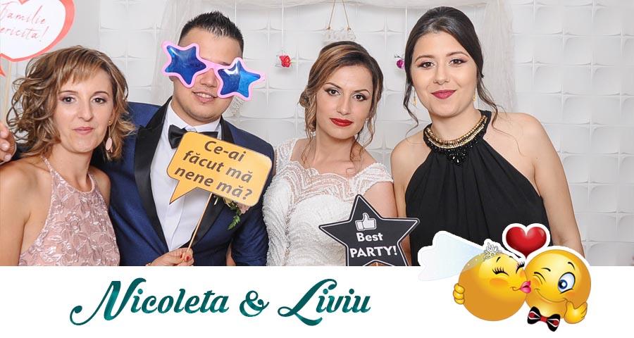 oferta pret Cabina foto Craiova de inchiriat - Fabrica de zambete- Nunta Nicoleta si Liviu