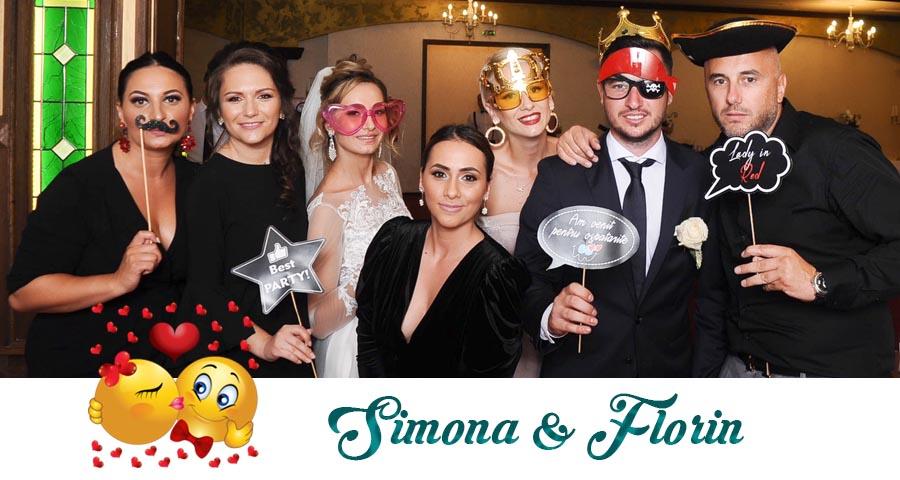 oferta pret Cabina foto Craiova de inchiriat - Fabrica de zambete- Nunta Simona&Florin