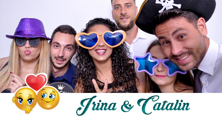 oferta pret Cabina foto Craiova de inchiriat - Fabrica de zambete- Nunta Irina si Catalin