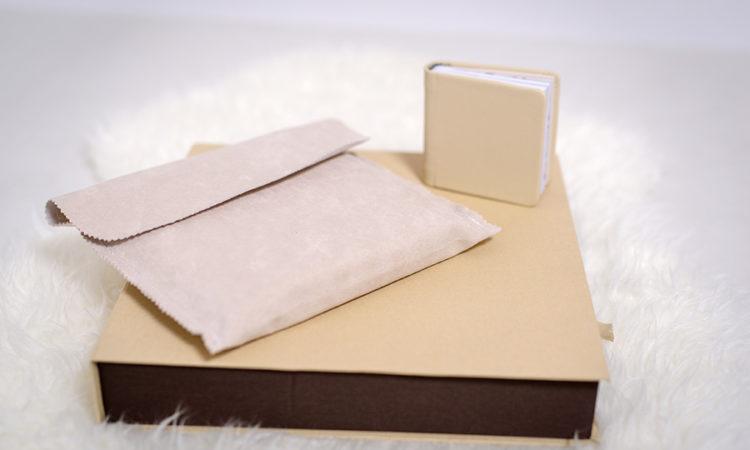 Model de album fotocarte, fotodigital, photobook pentru fotografia de nunta. Coperta din piele, hartie mata
