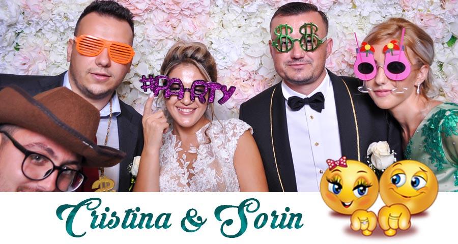 oferta pret Cabina foto Craiova de inchiriat - Fabrica de zambete- Nunta Cristina si Sorin