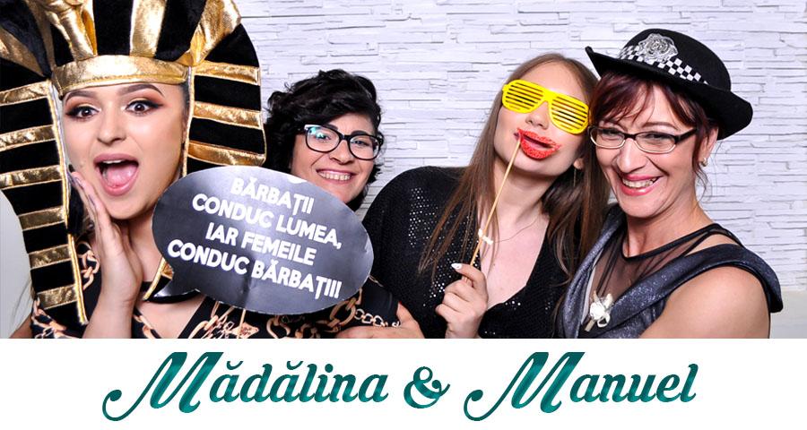 oferta pret Cabina foto Craiova de inchiriat - Fabrica de zambete- nunta Madalina&Manuel