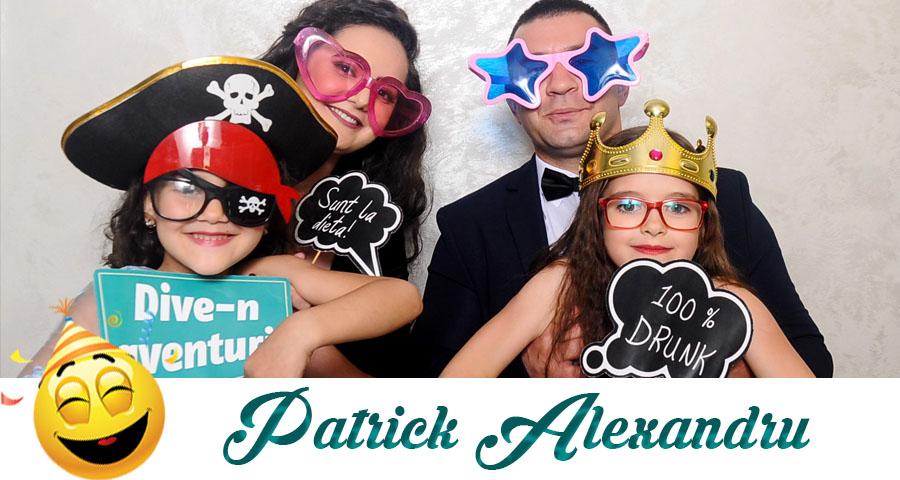 oferta pret Cabina foto Craiova de inchiriat - Fabrica de zambete- botez Patrick Alexandru
