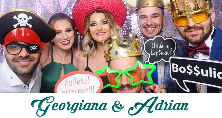 oferta pret Cabina foto Craiova de inchiriat - Fabrica de zambete- nunta Georgiana si Adrian