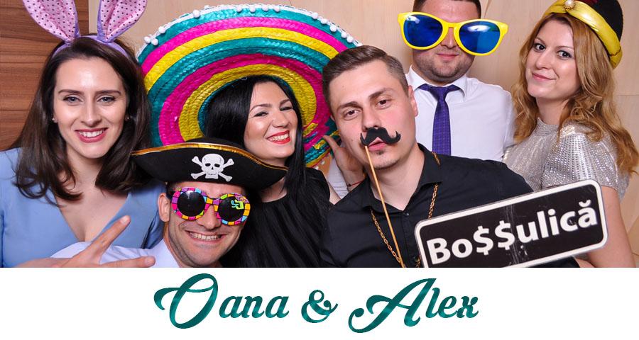 oferta pret Cabina foto Craiova de inchiriat - Fabrica de zambete- nunta Oana&Alex