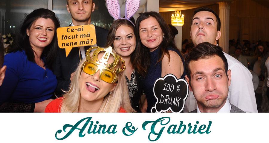 oferta pret Cabina foto Craiova de inchiriat - Fabrica de zambete- nunta Alina si Gabriel