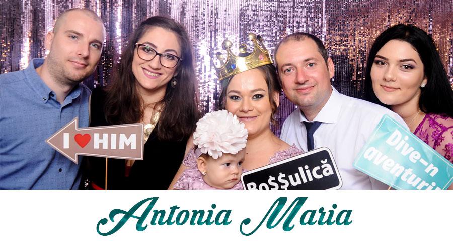 oferta pret Cabina foto Craiova de inchiriat - Fabrica de zambete- botez Antonia Maria