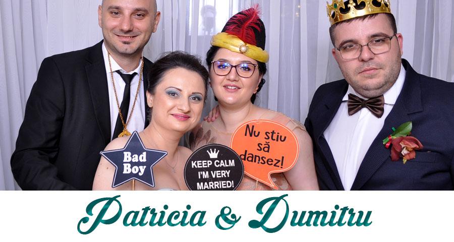 oferta pret Cabina foto Craiova de inchiriat - Fabrica de zambete- nunta Patricia si Dumitru