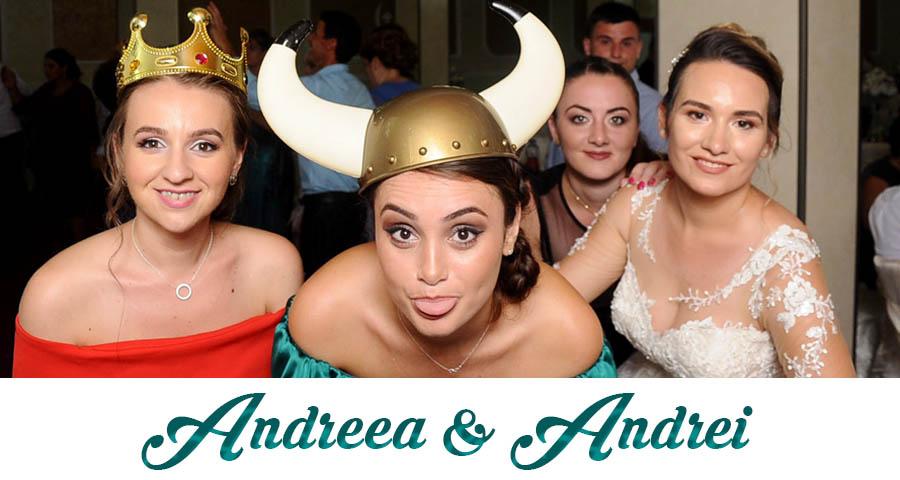 pret Cabina foto Craiova de inchiriat - Fabrica de zambete- nunta Andreea si Andrei
