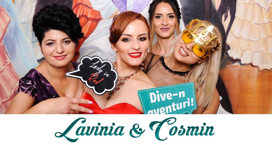 oferta pret Cabina foto Craiova de inchiriat - Fabrica de zambete- nunta Lavinia si Cosmin