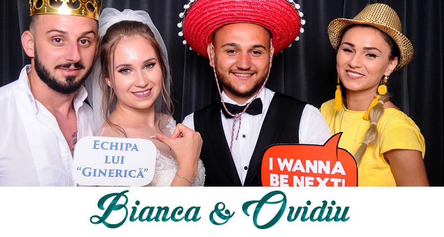 oferta pret Cabina foto Craiova de inchiriat - Fabrica de zambete- nunta Bianca si Ovidiu