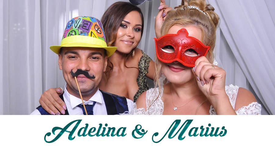 pret Cabina foto Craiova de inchiriat - Fabrica de zambete- nunta Adelina si Marius