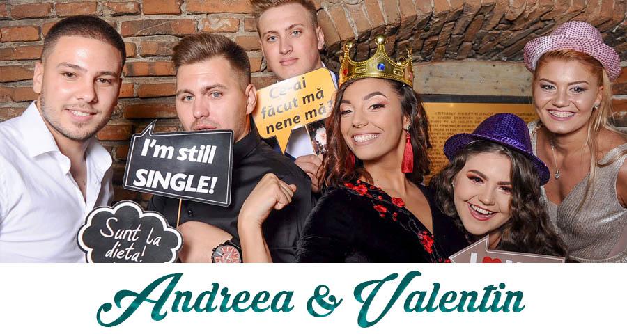 pret Cabina foto Craiova de inchiriat - Fabrica de zambete- nunta Andreea si Valentin