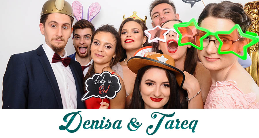 pret Cabina foto Craiova de inchiriat - Fabrica de zambete- nunta Denisa si Tareq