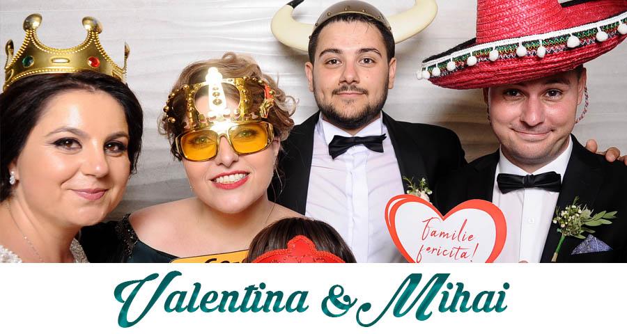 pret Cabina foto Craiova de inchiriat - Fabrica de zambete- nunta Valentina si Mihai