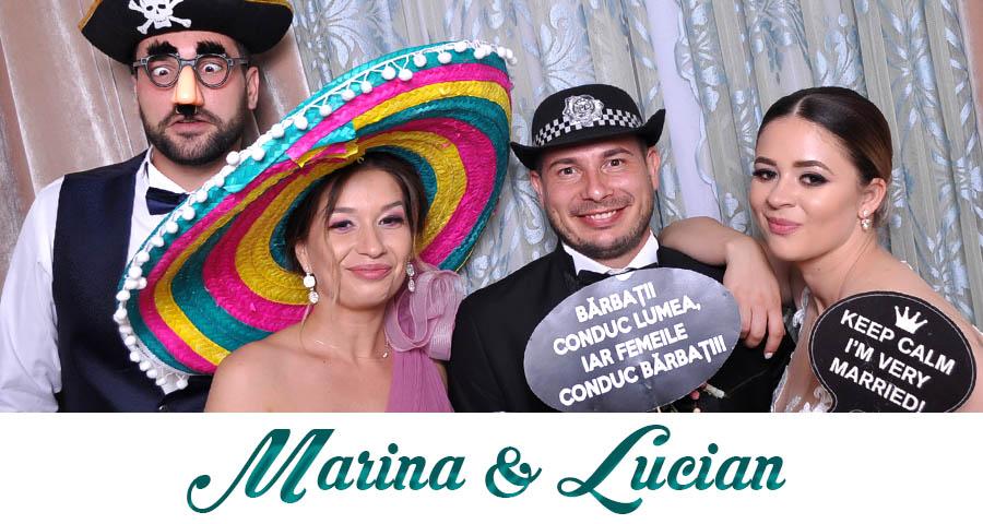 pret Cabina foto Craiova de inchiriat - Fabrica de zambete- nunta Marina si Lucian