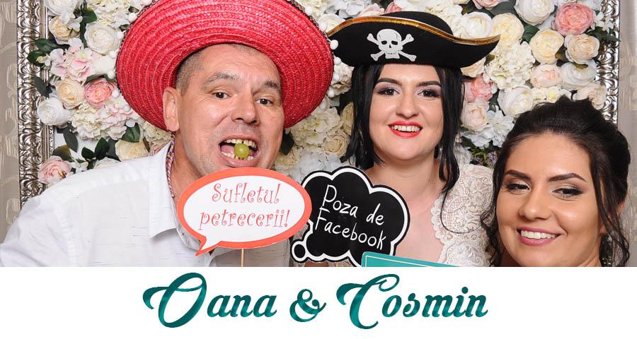 pret Cabina foto Craiova de inchiriat - Fabrica de zambete- nunta Oana si Cosmin