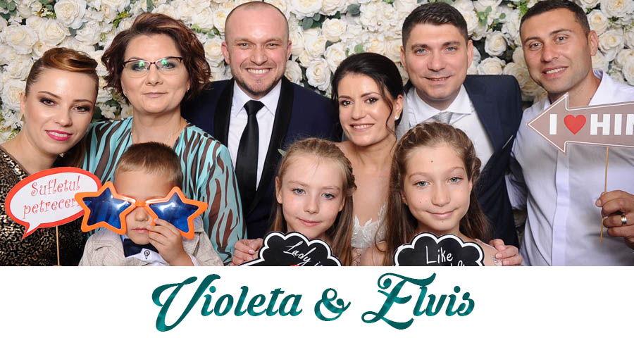 pret Cabina foto Craiova de inchiriat - Fabrica de zambete- nunta Violeta si Elvis