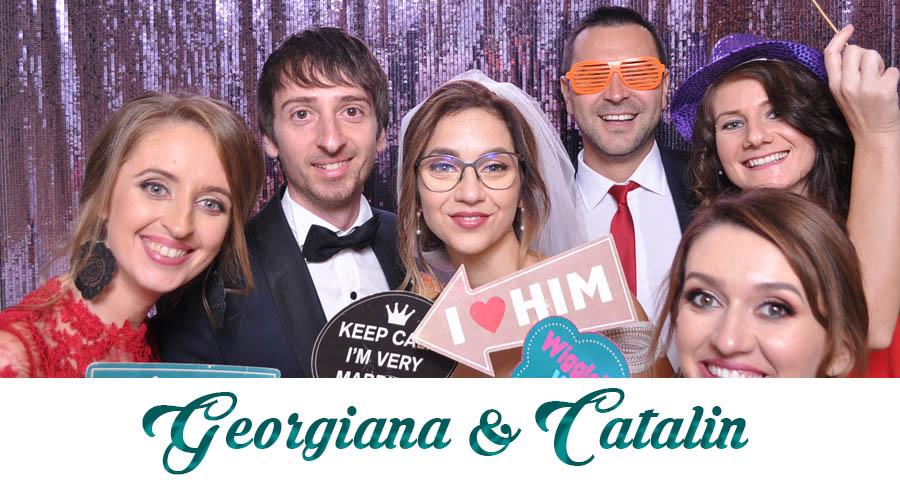 pret Cabina foto Craiova de inchiriat - Fabrica de zambete- nunta Georgiana si Catalin